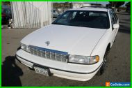 1992 Chevrolet Caprice 4dr Wagon