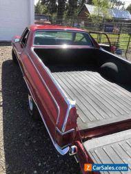 1972 Chevrolet El Camino SS Tribute