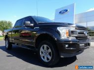 2018 Ford F-150 2018 F-150 Crew Cab 4x4 3.5L Ecoboost 6.5FT Bed