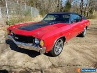 Chevrolet Chevelle Malibu SS Used photo 1