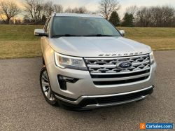 2018 Ford Explorer 3.5L LIMITED AWD