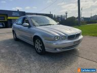 2002 Jaguar Xtype Sedan Automatic