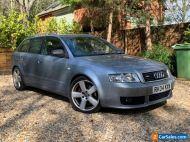 Audi a4 avant s line 1.8 turbo 190BHP