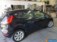 2010 Ford Fiesta,Hatch,Manual, Damaged, No WOVR