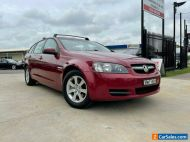 2008 Holden Commodore VE Omega Sportwagon 5dr Auto 4sp 3.6i [MY09] Maroon A