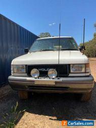 1995 Holden Jackaroo V6 3.2L