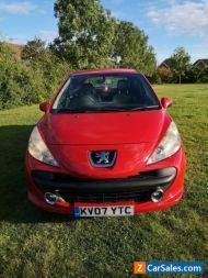 Peugeot 207 Sport 1.6 petrol