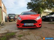 2013 FORD FIESTA 1.0 ECOBOOST ZETEC S (S/S) * DAMAGED * ONLY 58633 MILES