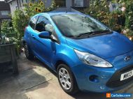 Ford KA Edge Manual photo 3
