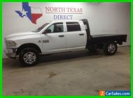 2016 Ram 2500 FREE DELIVERY Tradesman 4x4 Diesel Flatbed Touch S