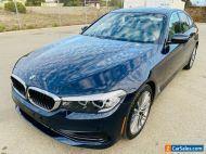 2019 BMW 5-Series 530