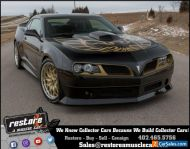 2015 Pontiac Trans Am Bandit Edition, #74 / 77, SC 840HP, 6 Spd, Perfect