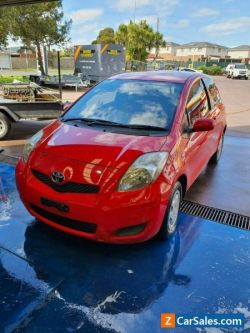 08 Toyota Yaris Hatch Manual LOW KMS LOW KMS. ECONOMICAL CAR