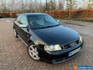 2003 Audi S3 1.8T 225 BHP Quattro with FSH in excellent condition