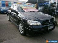 2005 Holden Astra TS MY05 Classic Equipe Automatic 4sp A Sedan