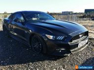 FORD MUSTANG GT 2017 5.0L V8 HPI CLEAR, UN-RECORDED CRASH DAMAGE, SALVAGE