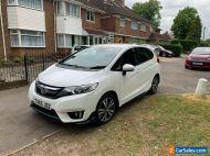 2015 Honda Jazz EX Navi, Pearl white, Sport, Top spec model. 40k miles
