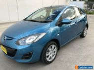 Mazda CX Blue photo 2