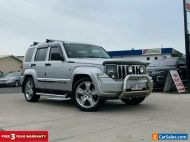 2012 Jeep Cherokee KK Limited Wagon 5dr Auto 4sp 4x2 3.7i [MY12] Silver A Wagon