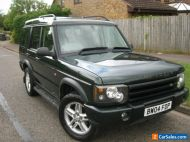 2004-Land Rover Discovery 2 2.5 TD5 Landmark 5dr (7 Seats)/AUTOMATIC/FSH/SUNROOF