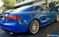 Audi: S5 S5 stasis