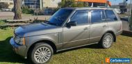 2008 Land Rover Range Rover Vogue TDV8 4WD Automatic SUV