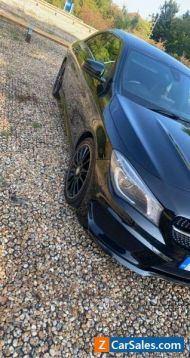 2015 MERCEDES BENZ CLA180 AMG SPORT