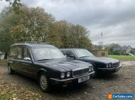 Jaguar Daimler V8 Hearse and Limousine Fleet Immaculate condition Ready to go