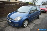 Ford Fiesta 2008 1.25 Style Climate 3dr