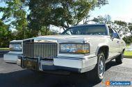 1992 Cadillac Brougham 4dr Sedan
