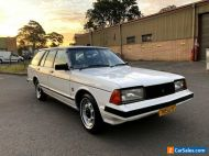 84 Nissan Datsun Bluebird Wagon L20 Engine 4sp manual , Air Cond # Toyota Mazda