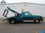 1986 Ford F-350 Tow Truck
