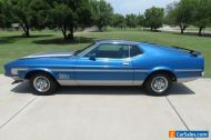 1972 Ford Mustang MACH 1 -- 351