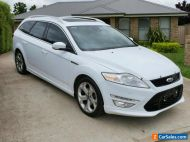 Ford Mondeo Titanium Wagon - TDCi MC Auto - 2011 Model - 96,200km
