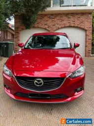 Mazda 6 Touring sedan 2014 mazda6 2014 touring sedan 2.2 diesel