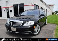 2013 Mercedes-Benz S-Class S550 S CLASS NAVI SUNROOF 19'' WHEELS
