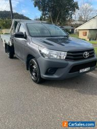 2017 Toyota Hilux Workmate Auto 4x2
