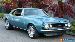 1967 Chevrolet Camaro 454cu 540HP Pro-touring