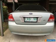 Ford Fairmont Ghia 2004