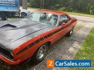 Cuda 1970 Immaculate AAR Tribute with 421 Stroker