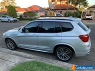 Top of the line BMW X3 SUV w/ $15,000 factory extras & $3K recent added extras!