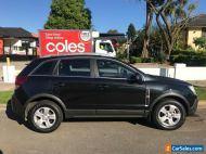 2011 Holden Captiva 5 CG Manual (FWD) SUV WAGON