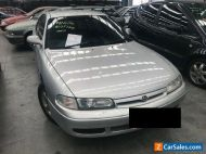 1995 Silver Mazda 626 Sedan
