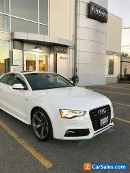 Audi: A5 2014 AUDI A5 S-LINE PROGRESSIV PKG