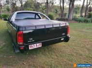 2001 Ford Falcon Ute XR8