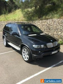 BMW X5 4.8is V8 Low Km's 109km's