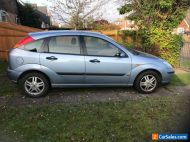 Ford Focus Zetec 1.6 automatic only 3 miles