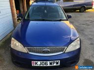 Ford mondeo ST 2.2 TDCI blue spares and repair