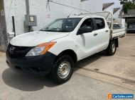 3.2 Litre 4x4 Turbo Diesel Dual Cab - 2012 Mazda BT50 Manual Tray