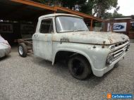 FORD F100 F600 PICK UP TRUCK ON HQ CHASSIS SUIT HOT ROD RAT ROD CUSTOM